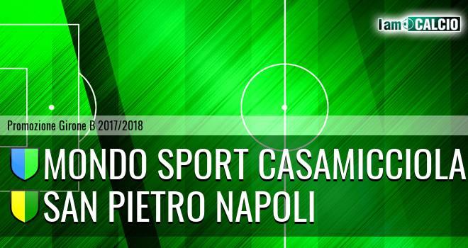 Mondo Sport Casamicciola Terme - San Pietro Napoli
