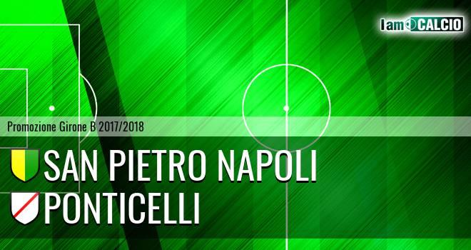 San Pietro Napoli - Ponticelli