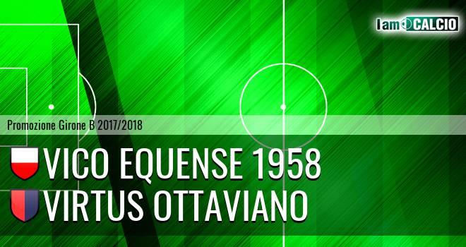 Vico Equense 1958 - Virtus Ottaviano