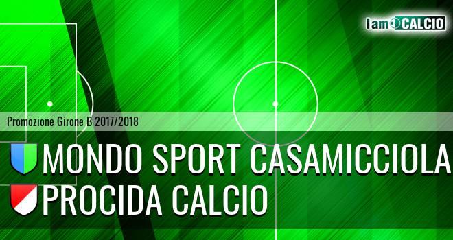 Mondo Sport Casamicciola Terme - Procida Calcio