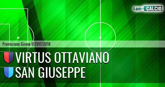 Virtus Ottaviano - San Giuseppe