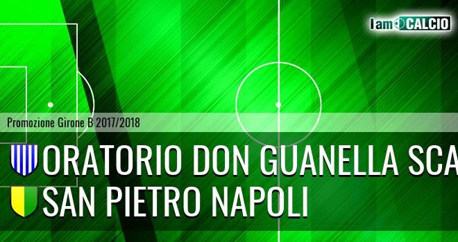 Oratorio Don Guanella Scampia - San Pietro Napoli