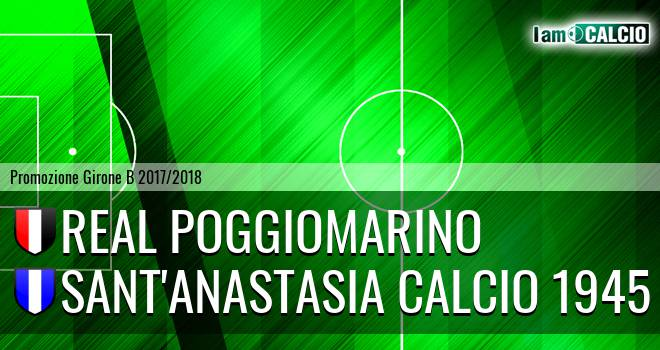 Real Poggiomarino - Sant'Anastasia Calcio 1945