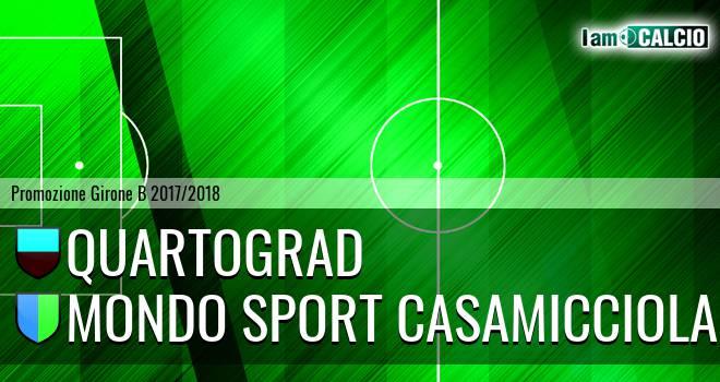 Quartograd - Mondo Sport Casamicciola Terme