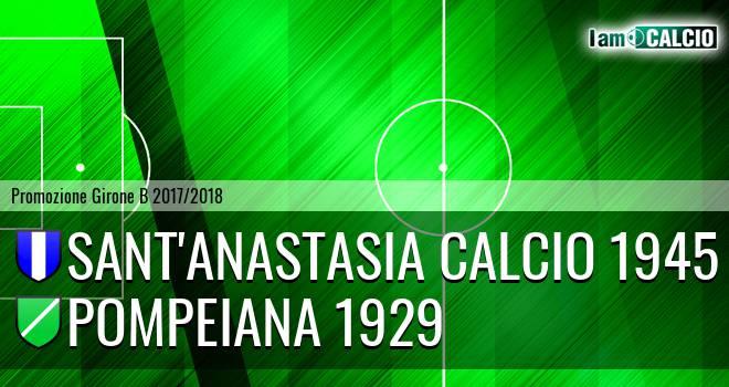 Sant'Anastasia Calcio 1945 - Napoli Est