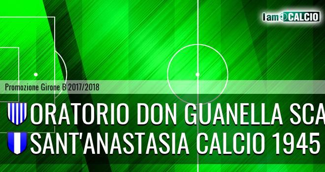 Oratorio Don Guanella Scampia - Sant'Anastasia Calcio 1945