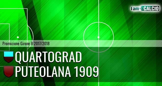 Quartograd - Puteolana 1909