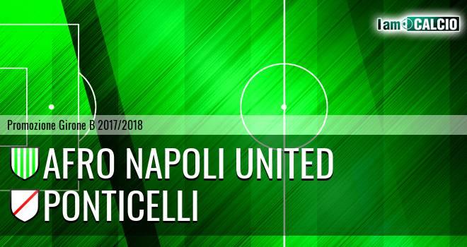Afro Napoli United - Ponticelli