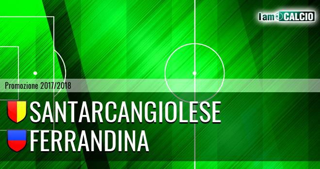 Santarcangiolese - Ferrandina