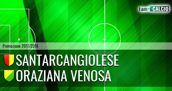 Santarcangiolese - Oraziana Venosa