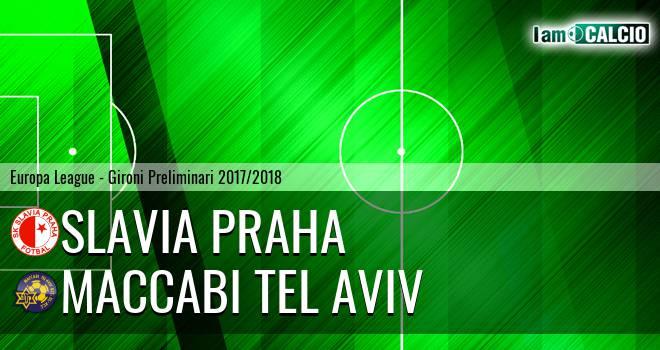 Slavia Praha - Maccabi Tel Aviv