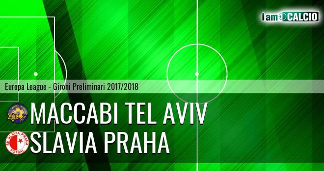 Maccabi Tel Aviv - Slavia Praga