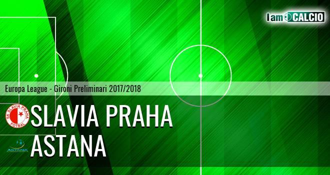 Slavia Praha - Astana