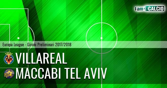 Villareal - Maccabi Tel Aviv