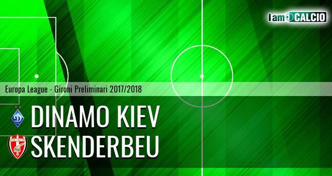Dinamo Kiev - Skenderbeu