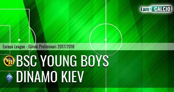 BSC Young Boys - Dinamo Kiev