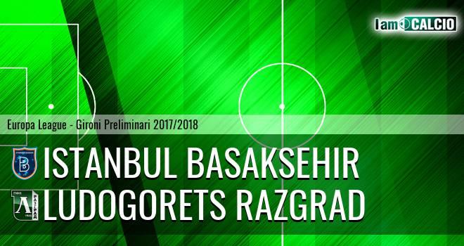 Istanbul Basaksehir - Ludogorets Razgrad