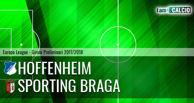 Hoffenheim - Sporting Braga