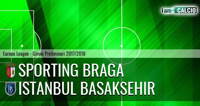 Sporting Braga - Istanbul Basaksehir
