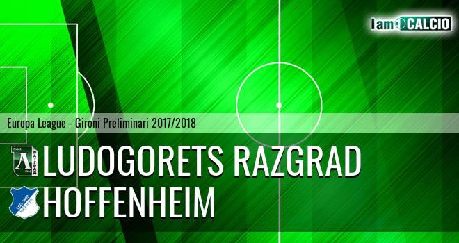 Ludogorets Razgrad - Hoffenheim