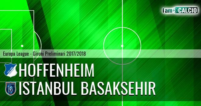 Hoffenheim - Istanbul Basaksehir