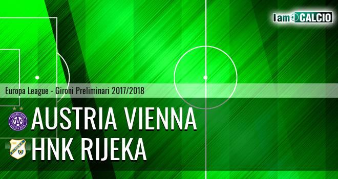 Austria Vienna - HNK Rijeka