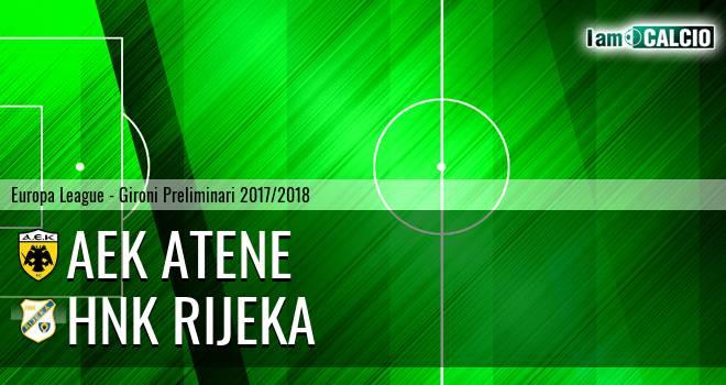 AEK Atene - HNK Rijeka