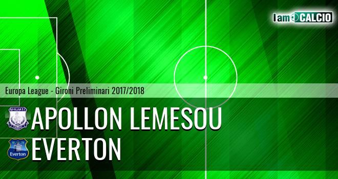 Apollon Lemesou - Everton