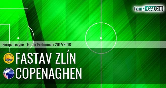Fastav Zlín - Copenaghen