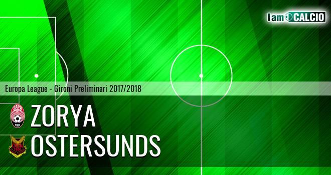 Zorya - Ostersunds