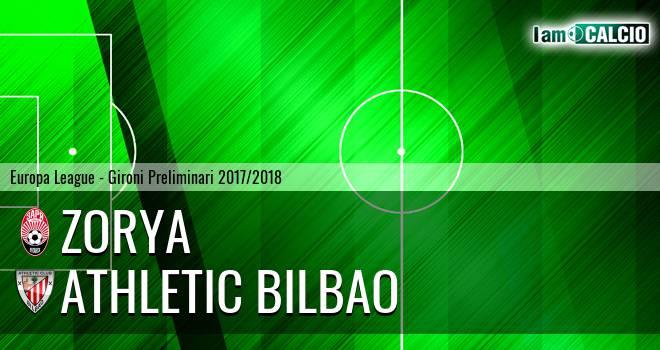 Zorya - Athletic Bilbao