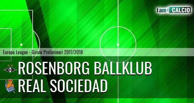 Rosenborg - Real Sociedad