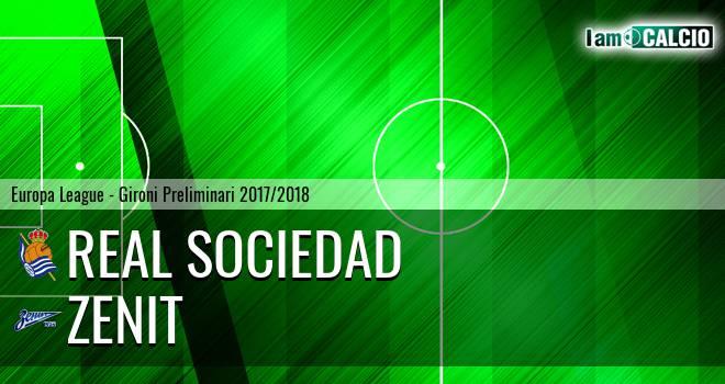 Real Sociedad - Zenit