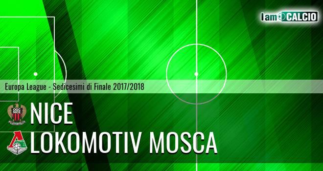 Nice - Lokomotiv Mosca