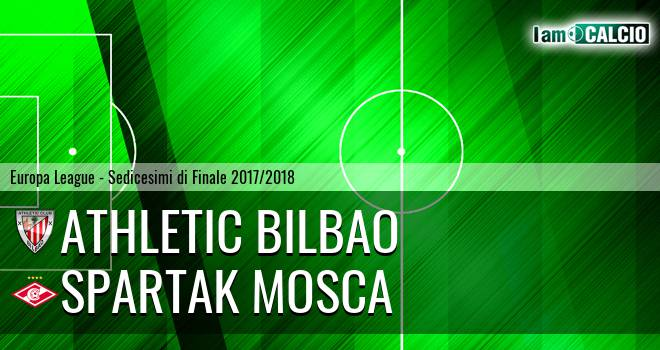 Athletic Bilbao - Spartak Mosca