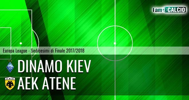 Dinamo Kiev - AEK Atene