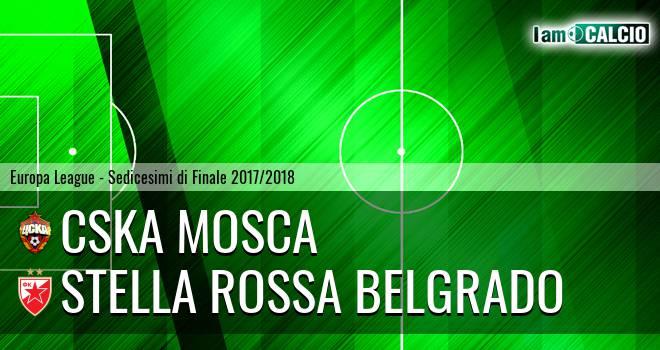 CSKA Mosca - Stella Rossa