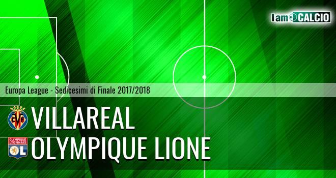 Villarreal - Olympique Lione