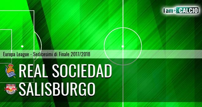 Real Sociedad - Salisburgo