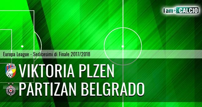 Viktoria Plzen - Partizan Belgrado