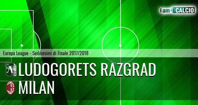 Ludogorets Razgrad - Milan