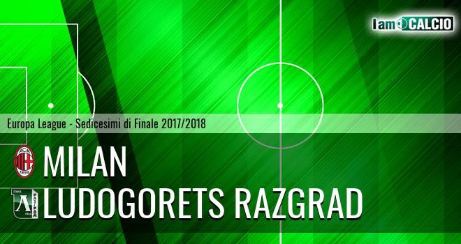 Milan - Ludogorets Razgrad
