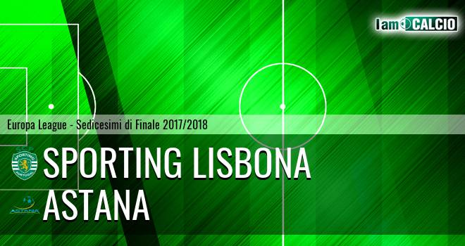 Sporting Lisbona - Astana