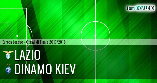 Lazio - Dinamo Kiev