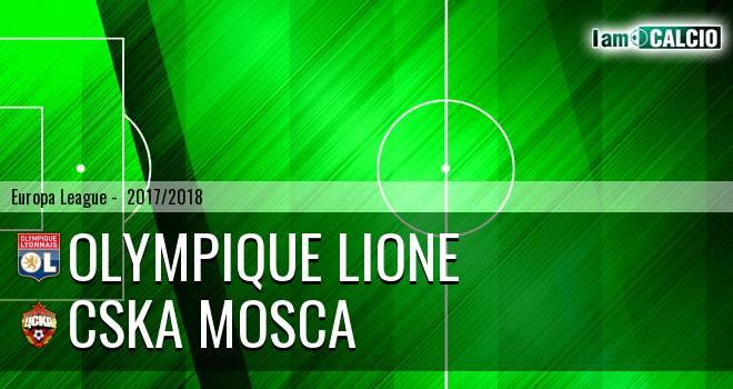 Olympique Lione - CSKA Mosca