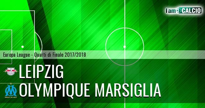 Leipzig - Olympique Marsiglia