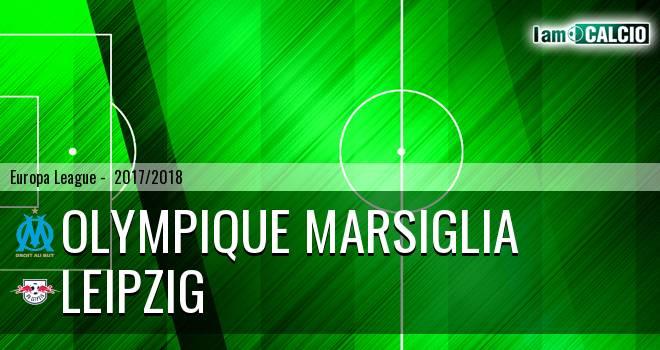 Olympique Marsiglia - Leipzig