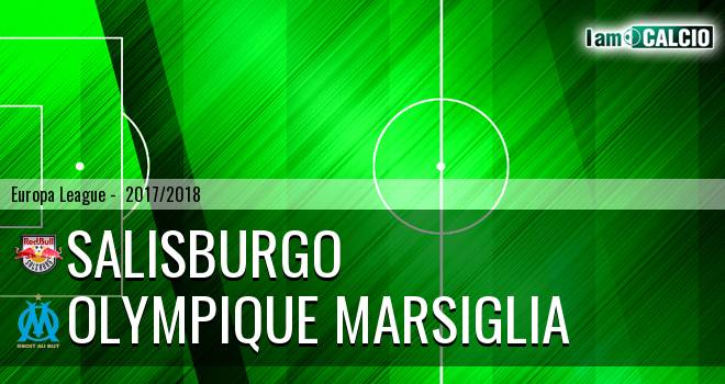 Salisburgo - Olympique Marsiglia