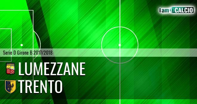 Lumezzane - Trento
