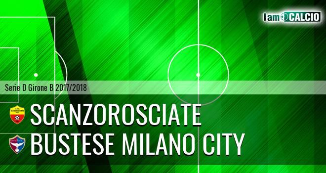 Scanzorosciate - Bustese Milano City